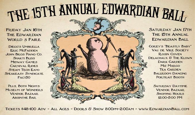 Edwardian Ball